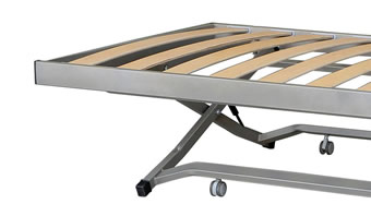 Orthopaedic metal base - pull-out automatic